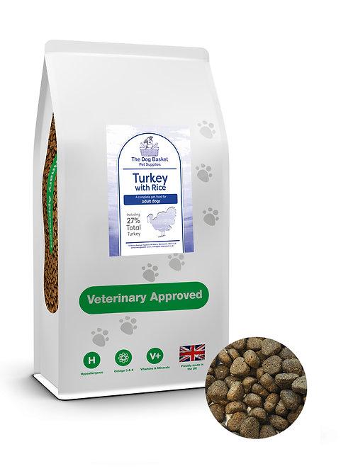 ADULT Super Premium Turkey TRA