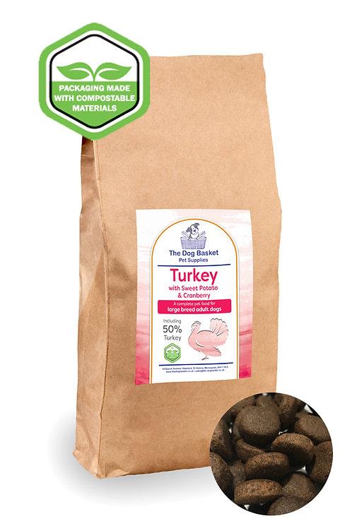LARGE BREED Grain Free Turkey GFZ