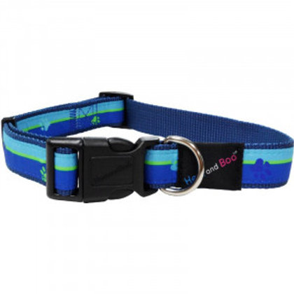 Paws And Stripes Collar