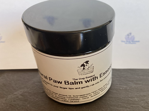 Natural Paw Balm with Essential Oils 50g