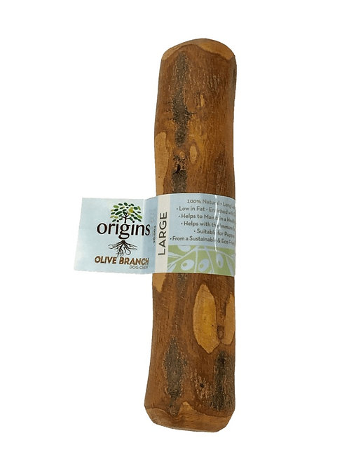 Olive Wood Chew Large (220-450G)