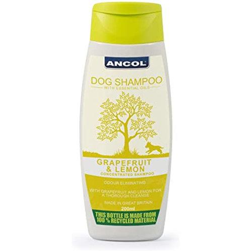 Lemon and Grapefruit Shampoo
