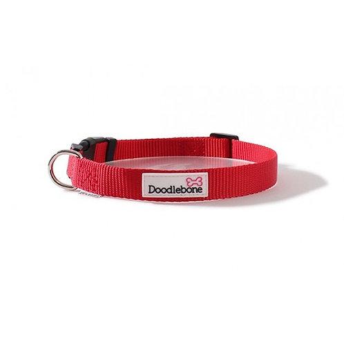 Doodlebone Collar Red