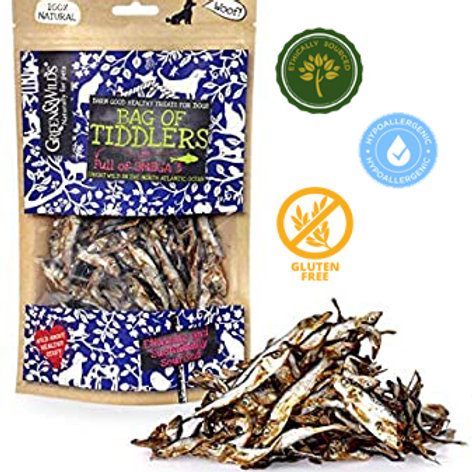 Green And Wilds Tiddlers 75G
