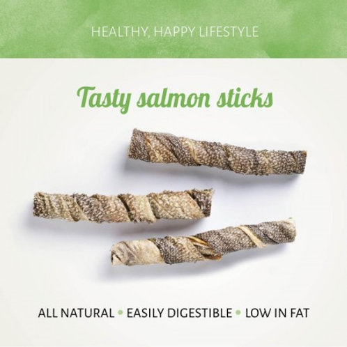 Fish D'Light Salmon Sticks