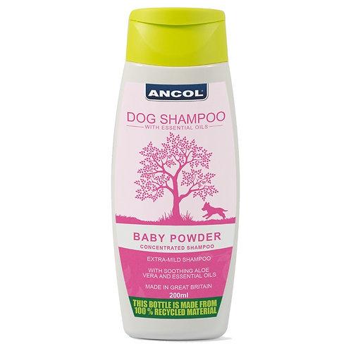 DOG SHAMPOO Baby Powder 200ML