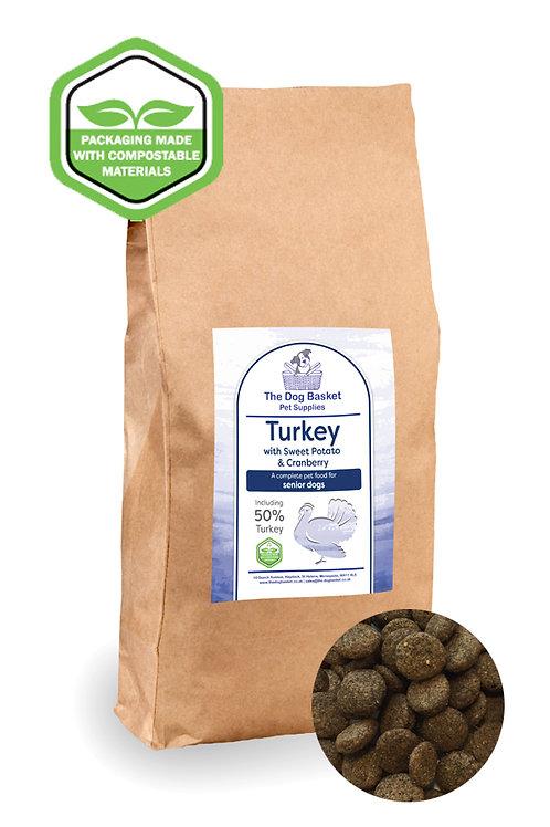 SENIOR Grain Free Turkey TGC