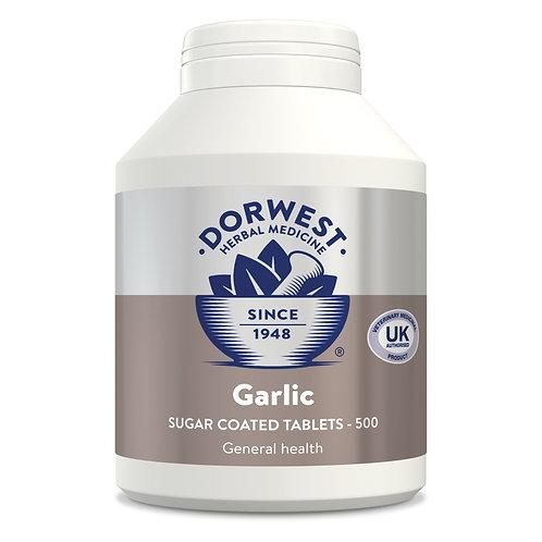 Garlic Tablets 500 Tablets