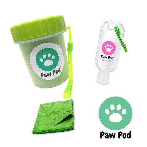Paw Pod Clean Paw Kit