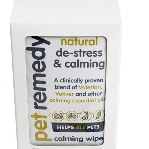 Pet Remedy Calming Wipes 2 pack