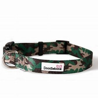 Doodlebone  Collar Camo