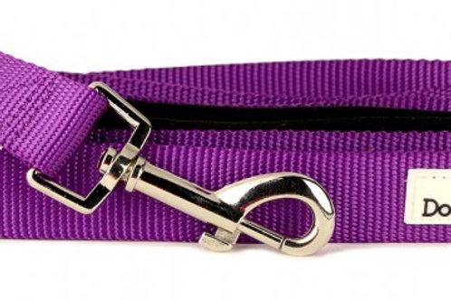 Doodlebone Padded Lead Purple