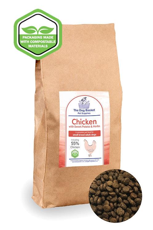 SMALL BREED Grain Free Chicken SGF