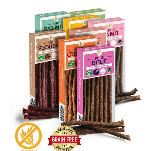 Meat Sticks  50g (Lamb, Rabbit, Salmon, Venison)