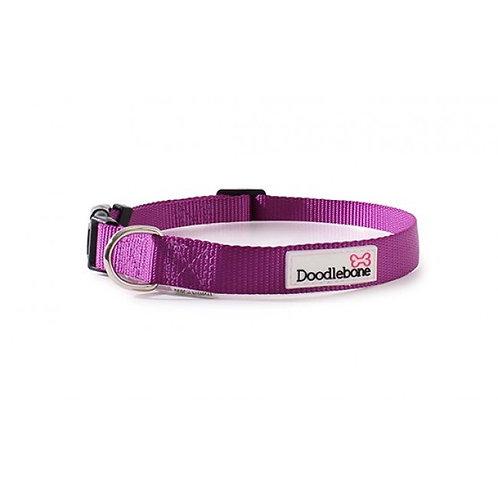 Doodlebone Collar Purple
