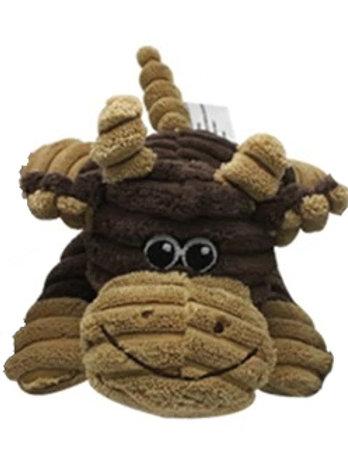 Plush Toy Bull