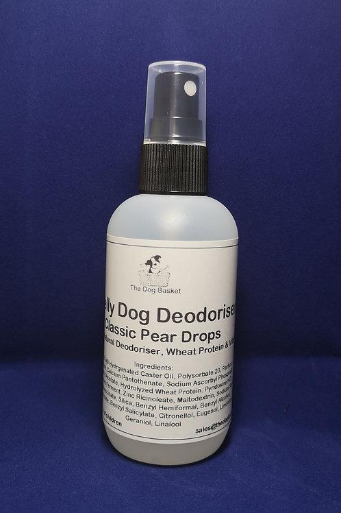 Smelly Dog Deodoriser - Classic Pear Drop Fragrance