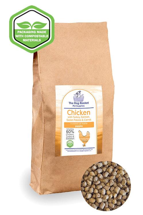 PUPPY Grain Free Chicken GFP