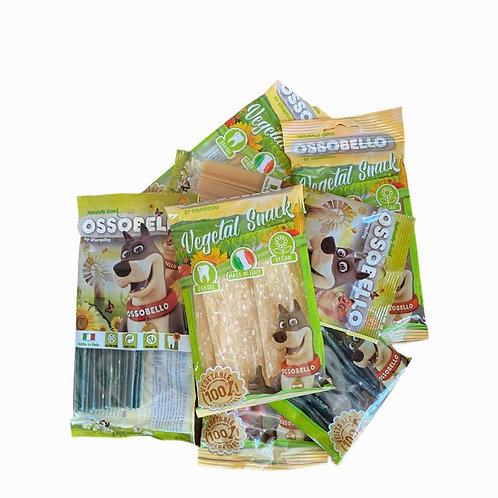 Vegetarian Treats Free Samples