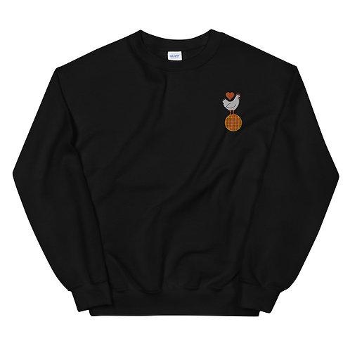 Love Chicken & Waffles Unisex Sweatshirt