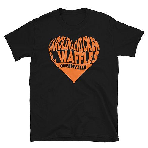 CCW Greenville Short-Sleeve Unisex T-Shirt