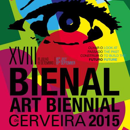 XVIII Art Biennial Cerveira 2015
