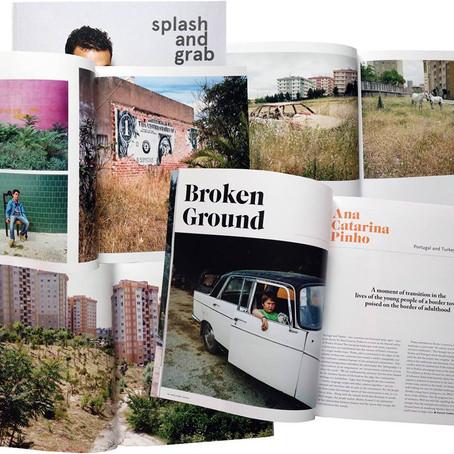 Splash & Grab Magazine