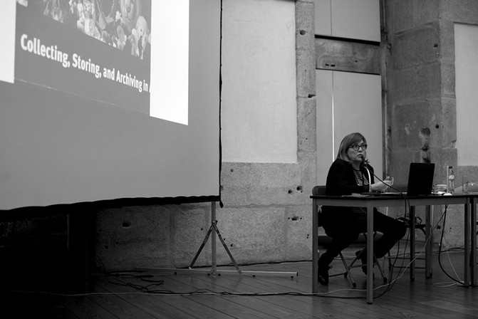 Anna María Guasch | Universitat de Barcelona