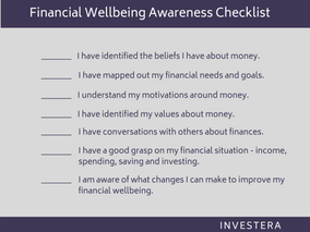 Foundations of Financial Well-being