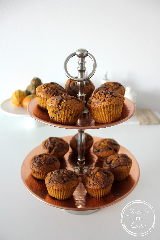 pumpkin muffins recipe chocolate chip