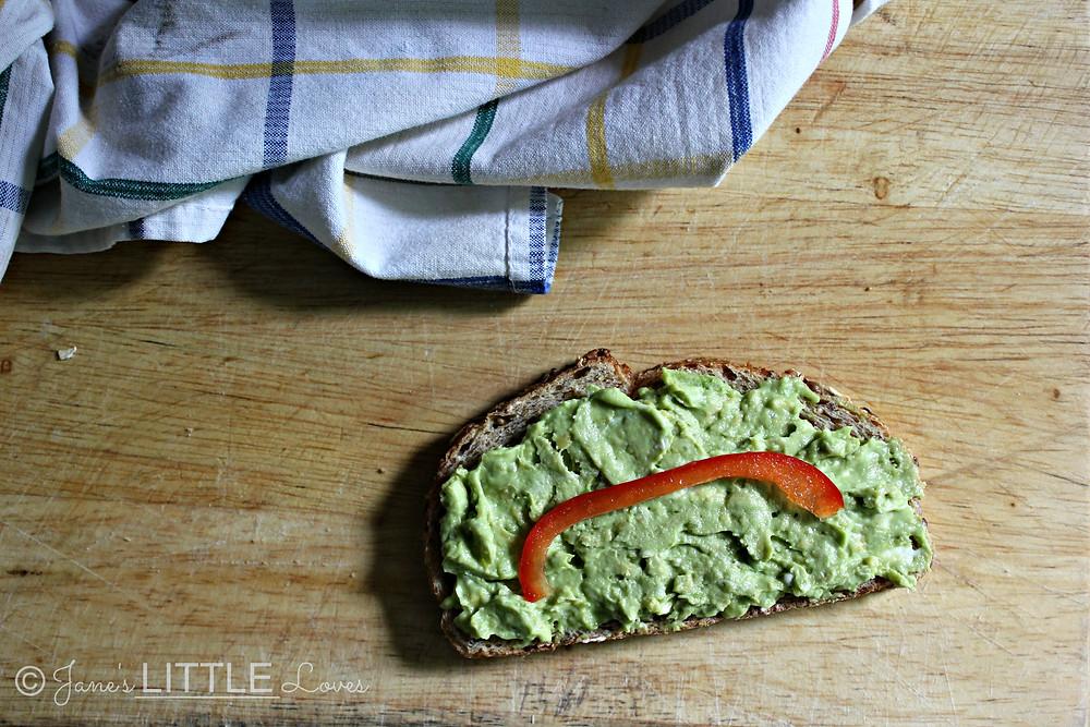 avocado spread recipe