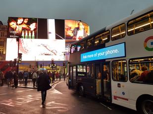 2018 - London Bus