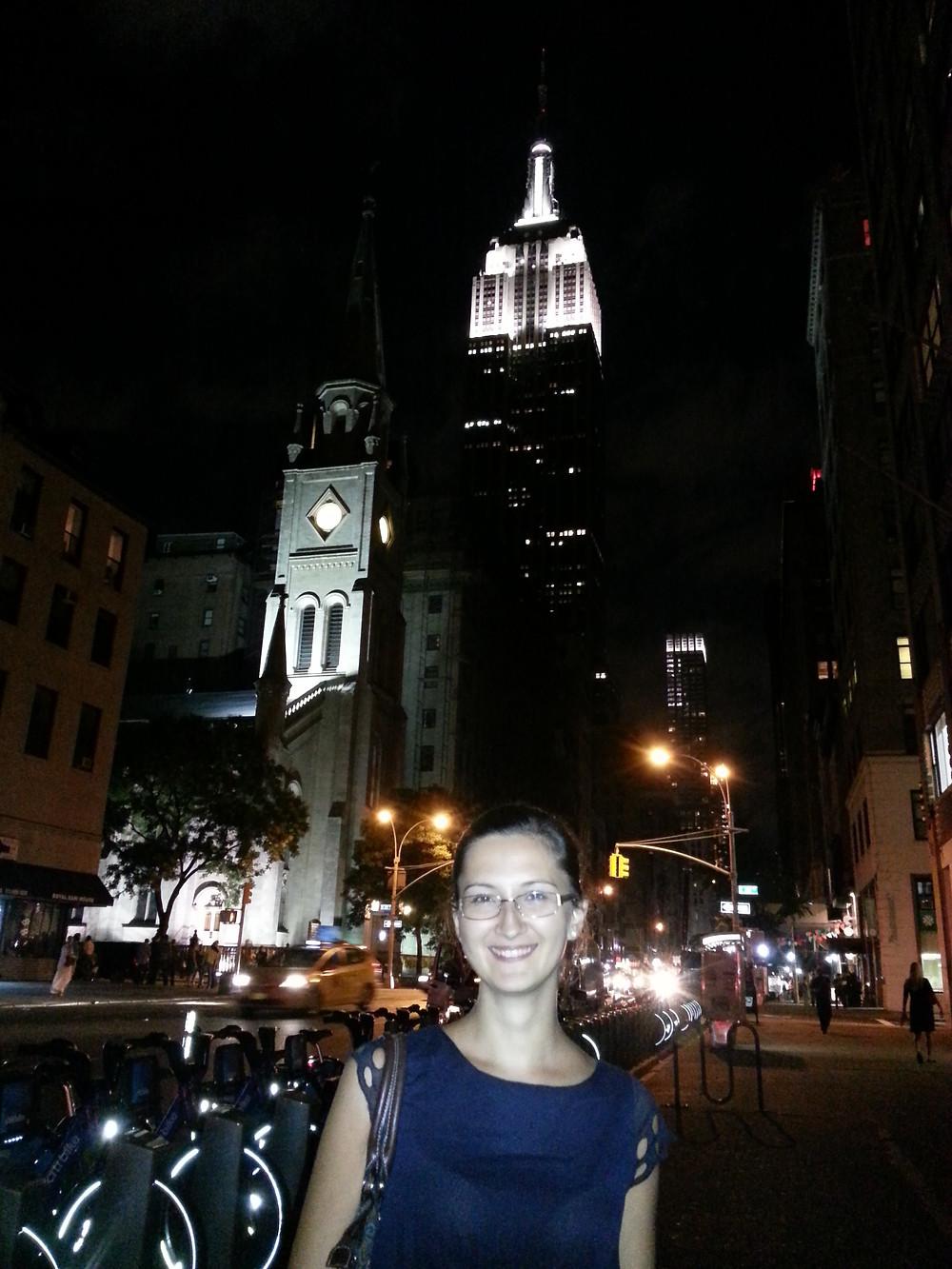 NYC, Big Apple