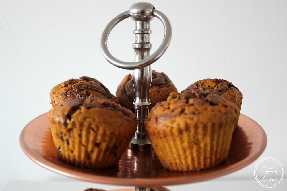 pumpkin muffins recipe chocolate chips