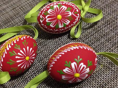 easter eggs à la Jane