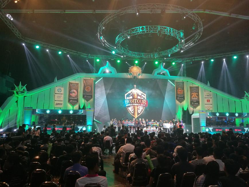 2018 - Thailand Gaming Event