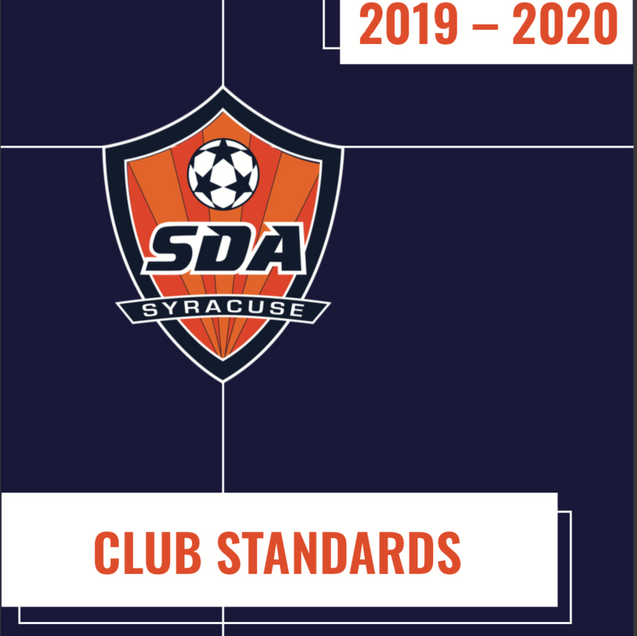 DOC Message: Updated Curriculum and Club Standards