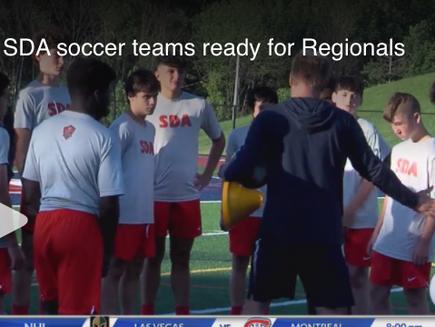 SDA teams prepare for U.S. Youth Soccer Eastern Regionals