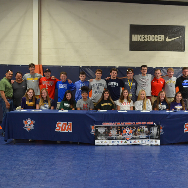 54 SDA Grads Playing College Soccer