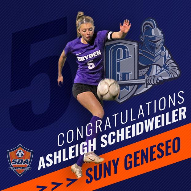 Ashleigh Scheidweiler
