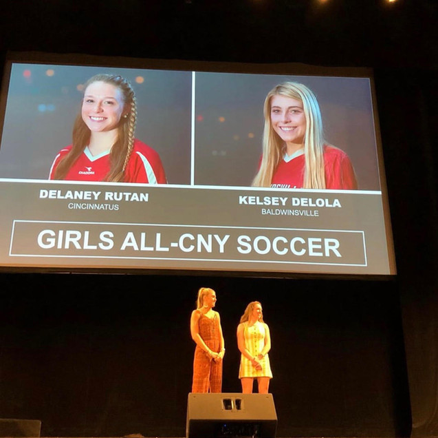 Four SDA Players are All-CNY Players of the Year