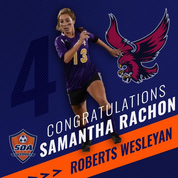 Samantha Rachon