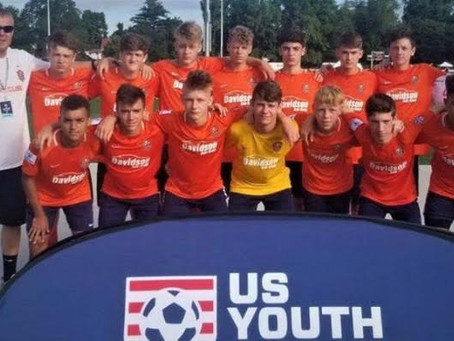 '03 Boys, '03 Girls Competed in National Championships