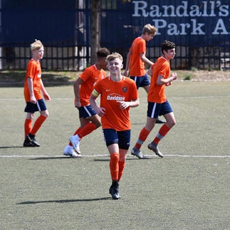 SDA Player to Train With MLS