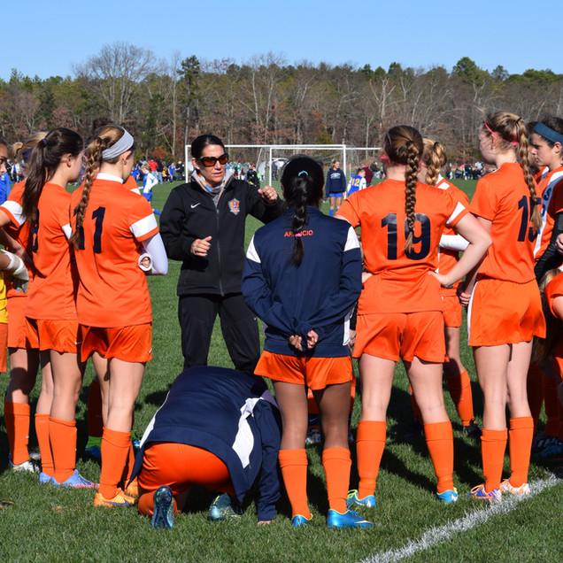 Coach Highlight: Lauren Wiese