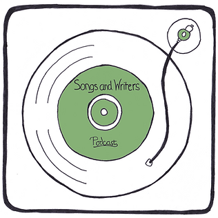 Songs and writers podcast logo