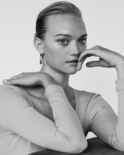 Gemma Ward by Alexandra Nataf for Unconditional No.3 14