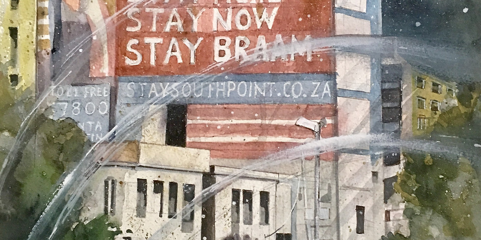 Exhibition to support the Alexandra Township charity Ratang Bana, Future for Children.