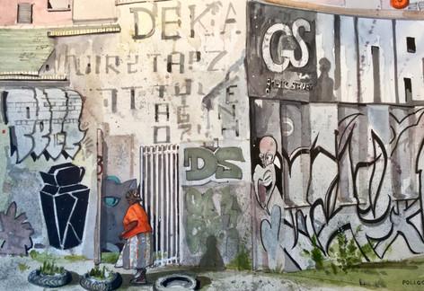 Graffiti Gogo