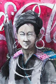 Hmong Pedlar